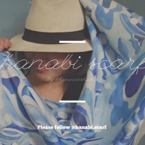 hanabi scarf no.01 [nami] at Blisby