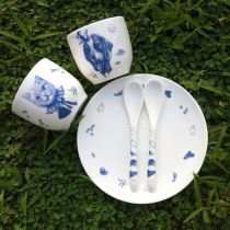 """""""Mecutio's family"""" Snack set at Blisby"""