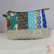 กระเป๋าCotton&Linen cosmetic purse at Blisby