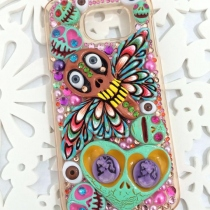 """""""Butterfly & Skull""""  at Blisby"""
