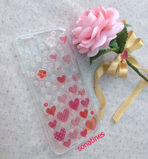 Handmade Heart case Iphone7 large image 0 by sonatines