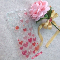 Handmade Heart case Iphone7 at Blisby