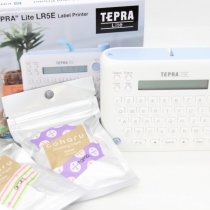 Tepra Lite - Label Sticker Printer at Blisby