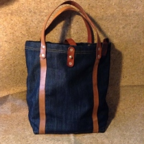 Tote bag jeans at Blisby