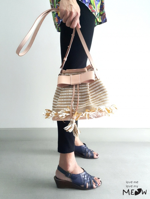 """BOW"" Bucket Bag  large image 3 by LoveMeLoveMyMeow"