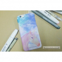 Unicorn pastel  at Blisby