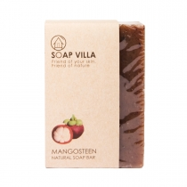 Soap Villa Natural Soap Bar - Mangosteen 100g at Blisby