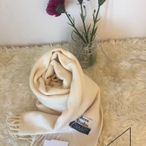 Acne studios scarves [Cream] at Blisby
