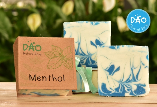 Menthol Soap large image 0 by Daosoap