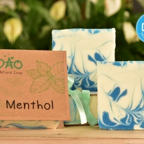 Menthol Soap at Blisby