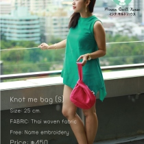 Knot me bag (S) at Blisby