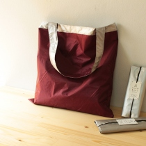 sliver bag two tone at Blisby