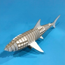 Shark 3D Puzzle  at Blisby
