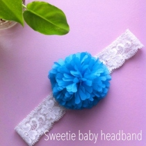 sweetie baby headband at Blisby