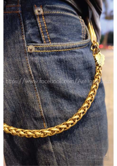 Chain Brass & Keychain Brass. large image 1 by Antiiguesaco