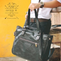Mighty Totebag - Black at Blisby