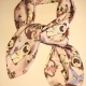 Cute pug scarf (Silk satin) thumbnail 1 by sissyyourbestfriend