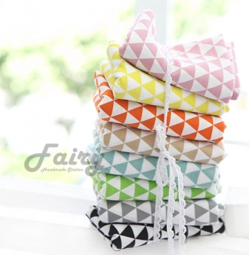 Cotton-Linen รุ่น Summer Triangle large image 0 by dFairy