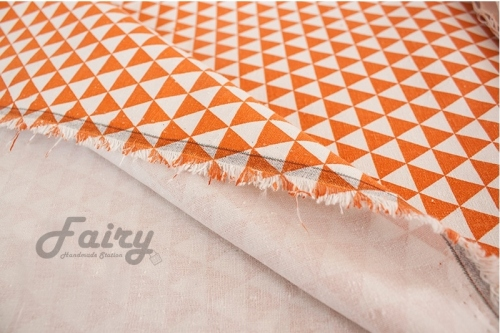 Cotton-Linen รุ่น Summer Triangle large image 4 by dFairy
