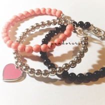 {pink coral set} at Blisby