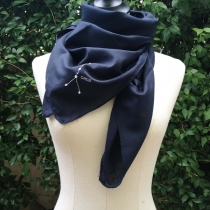 CANCER scarf (90x90 cm) at Blisby