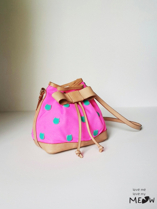 CATNEON Bucket Bag large image 0 by LoveMeLoveMyMeow