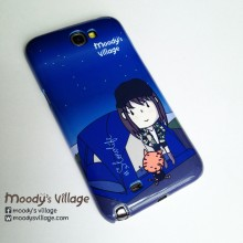 Maki Slowlife Handmade Phone Case Moody Cute Cartoon, iPhone & Galaxy at Blisby