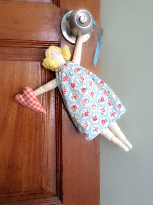 Handmade Tilda Doll  large image 0 by HandmadeMania