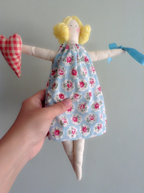 Handmade Tilda Doll  large image 1 by HandmadeMania