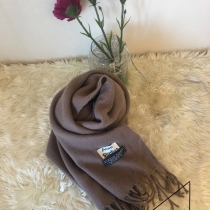 Acne studios scarves [Grey]  at Blisby