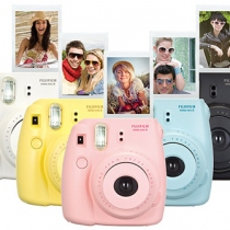 instax  mini 8 at Blisby