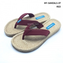 MY-SANDALS-07 ( RED) at Blisby