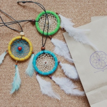 dream catcher  at Blisby